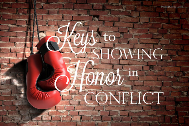 5 Keys to Showing Honor in Conflict